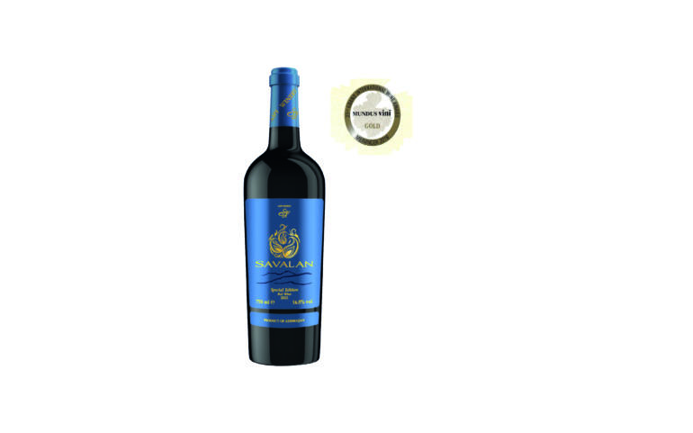 Two wines of Savalan brand won gold and silver medals in the international competition