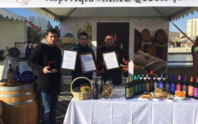 IV International Wine Festival in Ganja