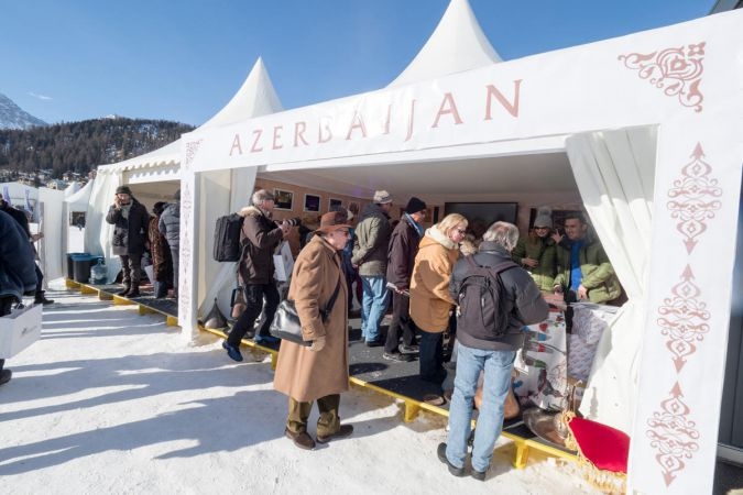 Snow Polo World Cup St. Moritz