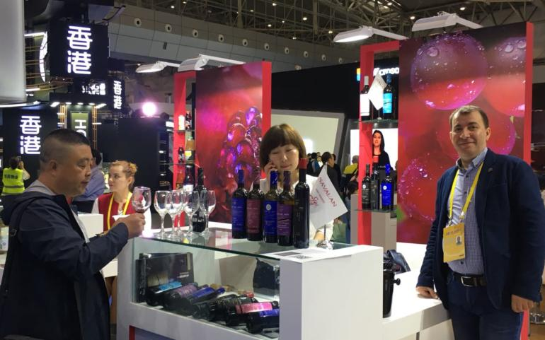 An export mission of Azerbaijan companies took place in Urumqi, China