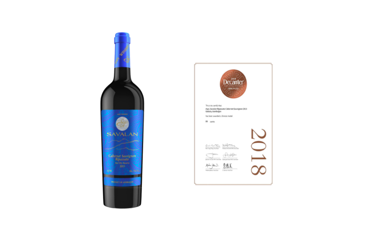Ripassato Cabernet Sauvignon 2013 won a bronze medal at the Decanter Asia Wine Awards.