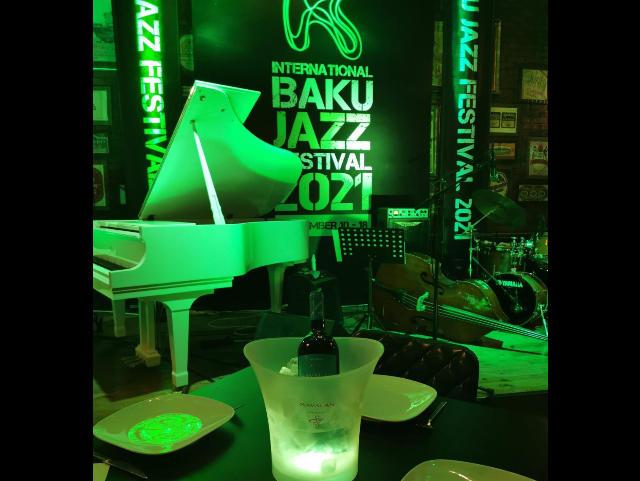 """SAVALAN"" in Baku International Jazz Festival!"