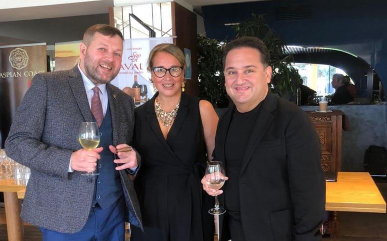 In the birthday of Baku Cigar Club!